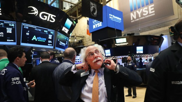 US Stock Indexes Close at Record Highs <br />