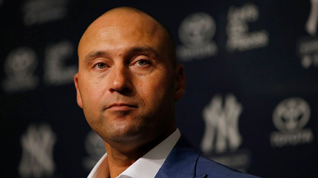 Jeter Meets With Marlins, Remains Short on Funds: Report
