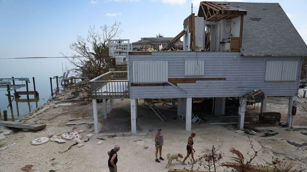 'Long Road to Go': Officials Talk Irma Relief in the Keys