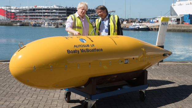 Boaty McBoatface Makes Big Climate Discovery on 1st Mission