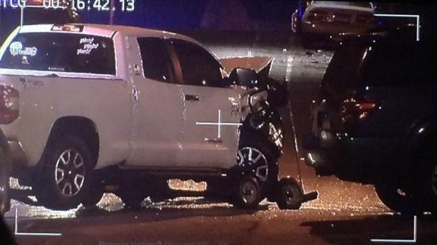 Woman Dead After Hartford Crash; Police Seek Driver Who Fled