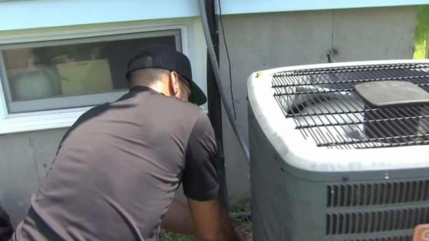 HVAC Repairmen Busy in High Heat