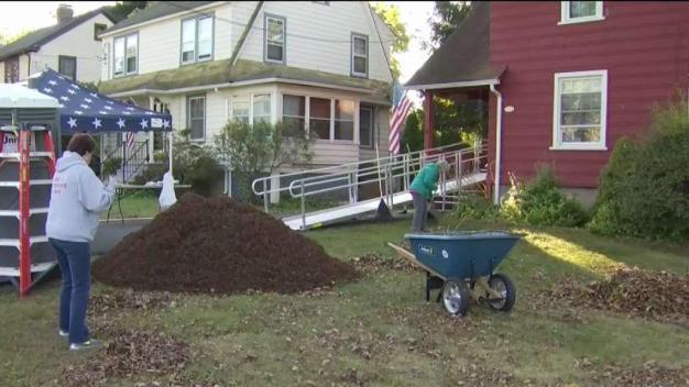 House of Heroes Repairs 87-Year-Old Veteran's Home