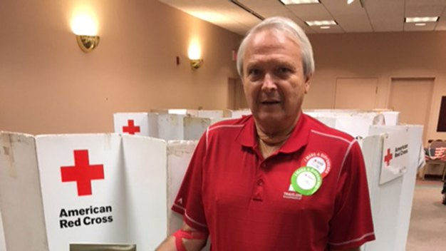Man Has Donated 30 Gallons of Blood Since His Time in ICU