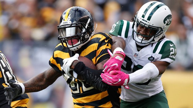 Jets Fall to Steelers in 31-13 Loss