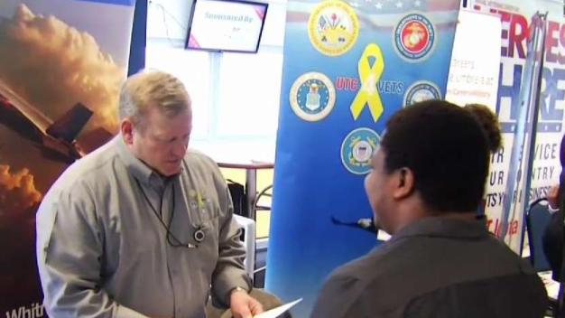 Job Fair for Veterans in East Hartford Today