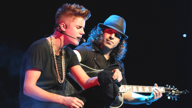 Justin Bieber to Play Sold-Out Show at XL Center