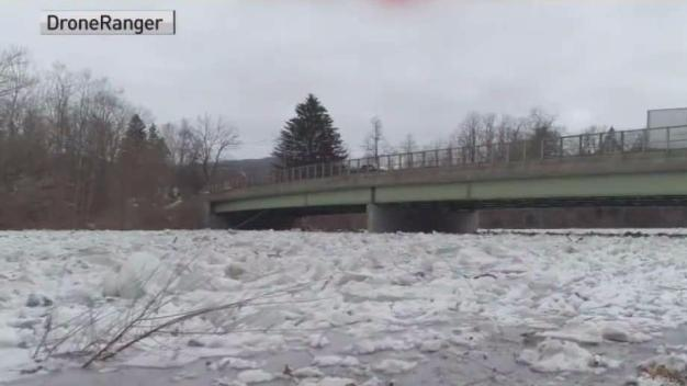 Kent Declares State of Emergency Due to Ice Jams