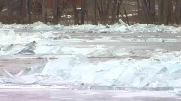 Kent Lifts State of Emergency Following Ice Jam Flooding