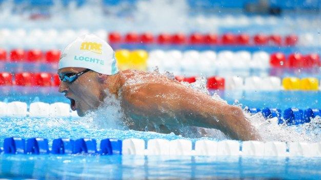 US Olympic Swimming Trials: Lochte Beaten in 400 IM