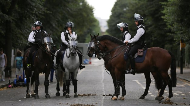 Dozens Hurt, More Than 100 Arrested at London Carnival