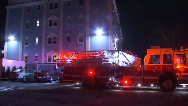 Residents Displaced After Fire at Foran Towers in Milford