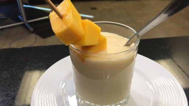 """Fresh Mango Yogurt """"Lassi"""""""