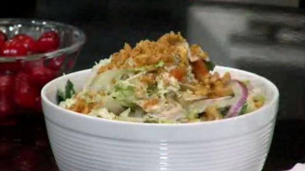 Miso-Hungry Turkey Salad