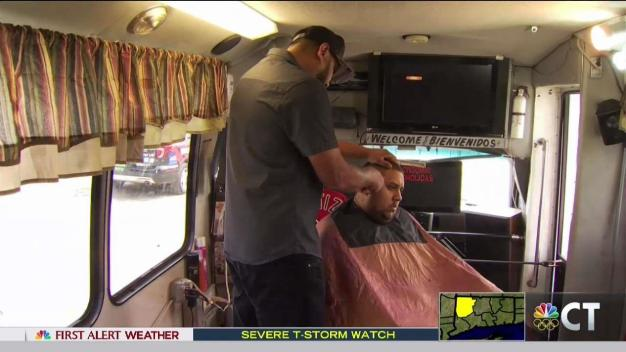Mobile Barbershop in New Haven