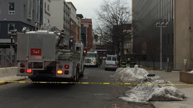 Crews Respond to Haz Mat Incident in New Haven