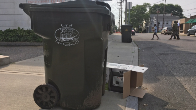 New London Residents Heated Over Proposed Trash Plan