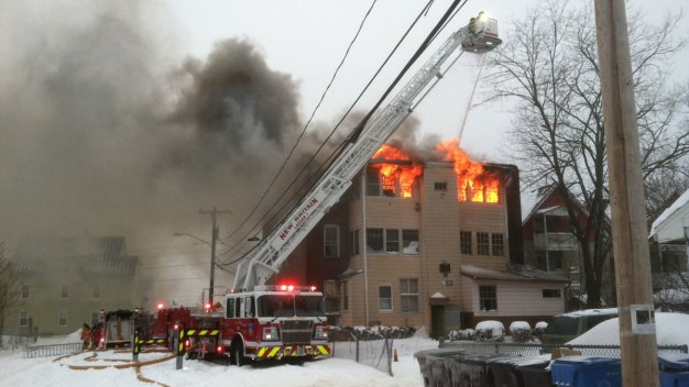 Officials Could Not Pinpoint Cause of New Britain House Fire