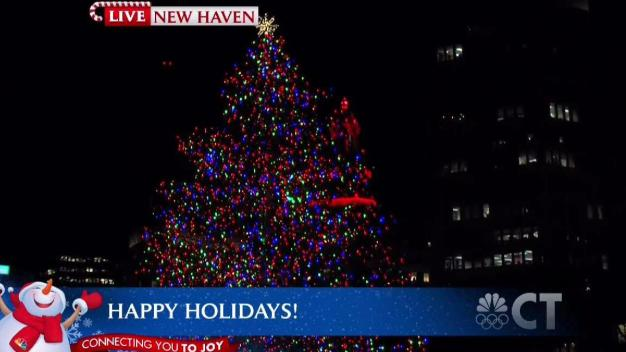 East Windsor Middle School Wins New Haven Tree Lighting Choral Contest