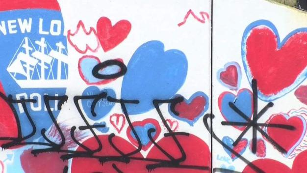New London Aims to be Graffiti-Free