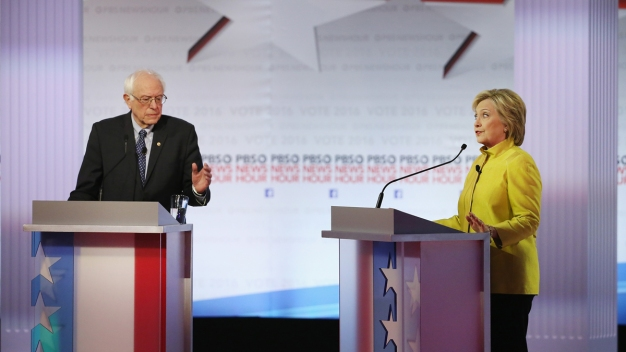 Clinton: Sanders Making Promises That 'Cannot Be Kept'