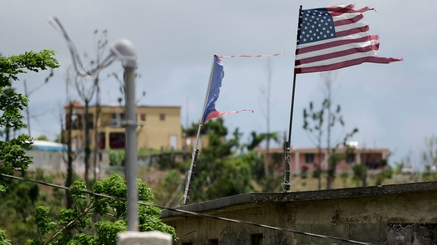Fact Check: Trump Misstates Hurricane Aid for Puerto Rico
