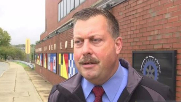 Peter Reichard Named as New London Chief of Police