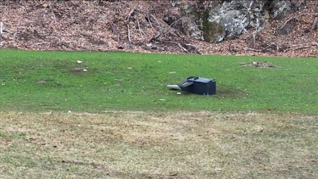 Police Find ATM in Southbury