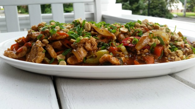 Pork Tenderloin Stir Fry