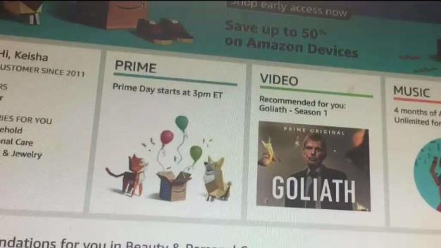 Amazon Prime Day Brings Big Deals, and Big Site Problems