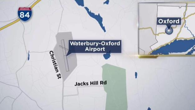 Search Underway for Possible Downed Plane in Oxford