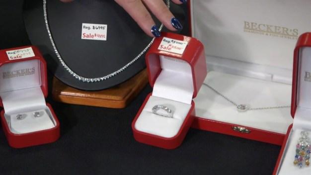 CT Spotlight: Becker's Jewelers Holds Big Sale