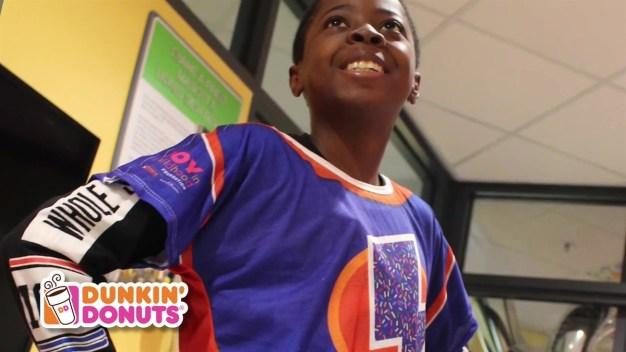 "CT Spotlight"" Dunkin' Donuts Halloween Treats"