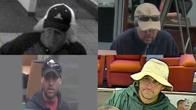 Simsbury TD Bank Suspect May Be Serial Bank Robber