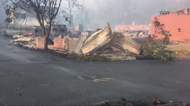 'This Is a Fire for the History Books': Tennessee Fire Chief