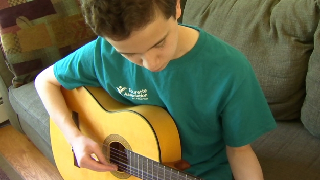 CT Teen With Tourette Syndrome Wants to Change Stigma