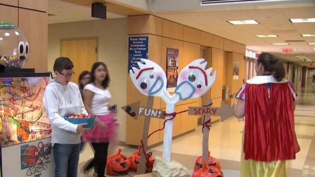 Tech or Treat at Wilcox Technical High School