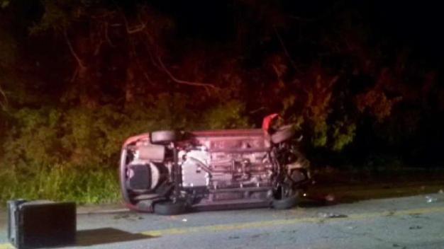 Teen Injured in Colchester Crash