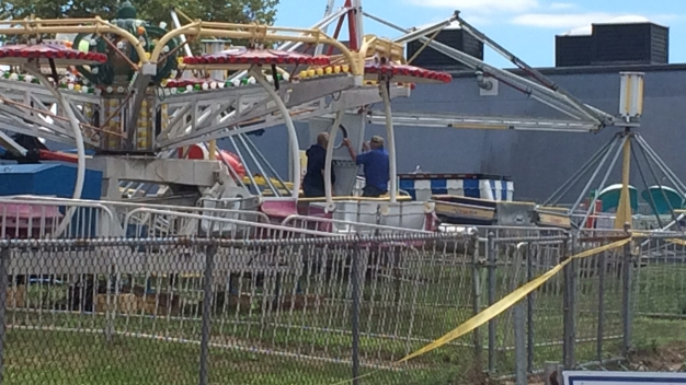Safety First: What Goes Into Keeping Up Carnival Rides