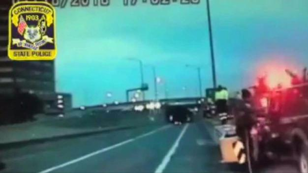 Troopers Save Driver Overdosing, Asleep With Foot on Brake