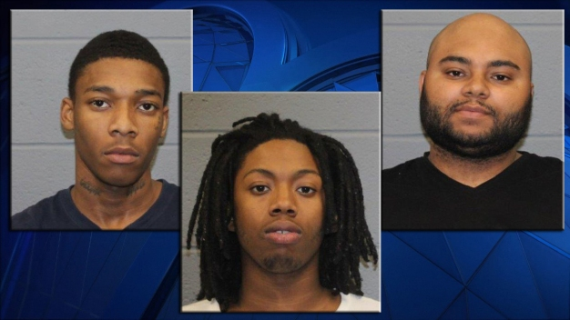 3 Charged in Waterbury 2017 Double Homicide