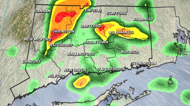 FIRST ALERT: Strong Storms Possible Wednesday