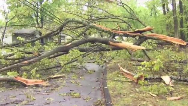 Storms Caused More Damage Than Sandy: Eversource