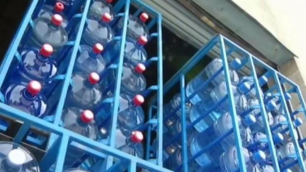 Water Delivery Service Creates Problems for Small Business}