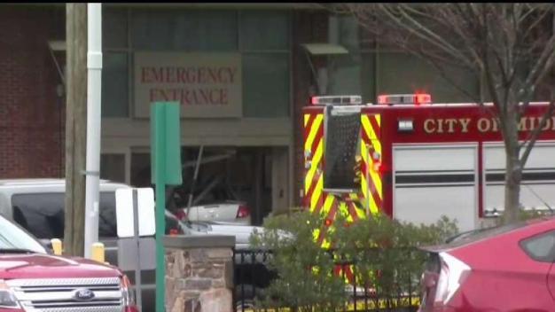 Witness Describes Horrifying Scene After Crash Into Hospital