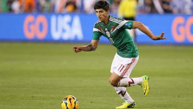 Mexican Soccer Star Alan Pulido Kidnapped