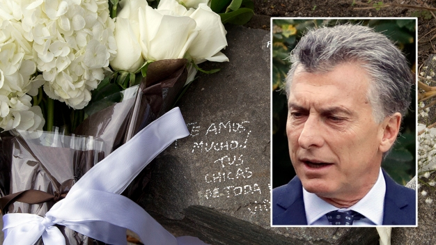 Argentine Pres. Mourns Countrymen Killed by Truck in NYC