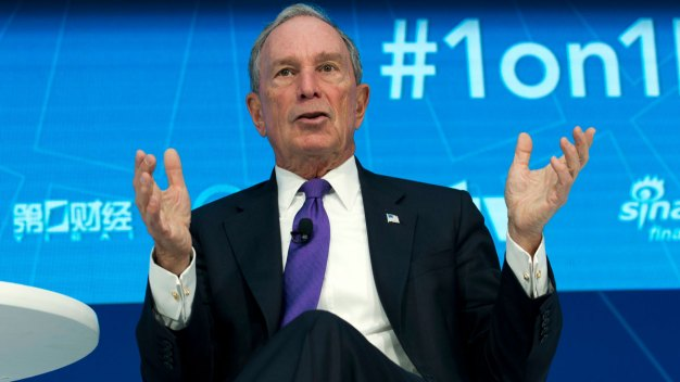 Bloomberg to Spend $80M to Help Dems Win Control of House