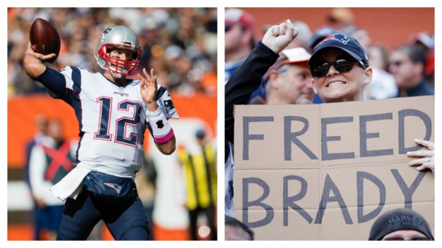 Brady's Back! Patriots Crush Browns 33-13