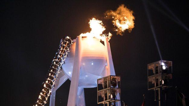 Watch the 2018 Winter Olympics Closing Ceremony